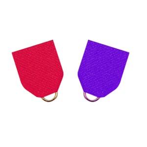 pin drape solid